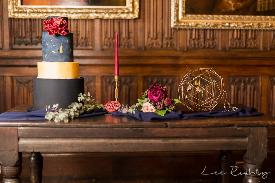 Rothamsted Manor Winter Wedding
