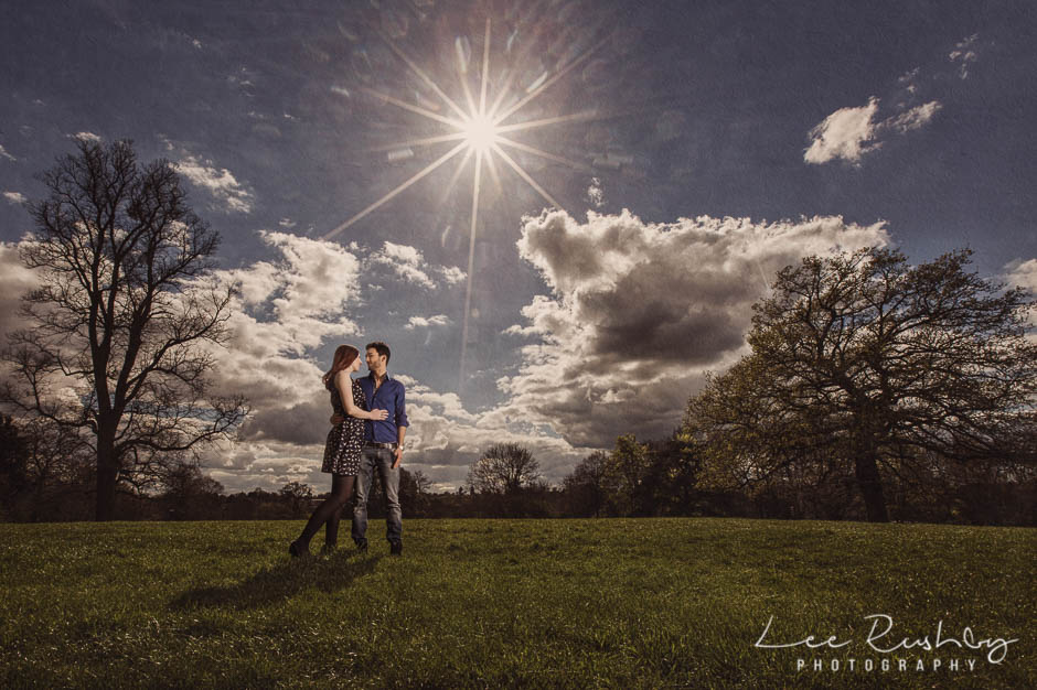 St Albans Engagement Photography