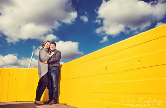 Artistic London Engagement Photography