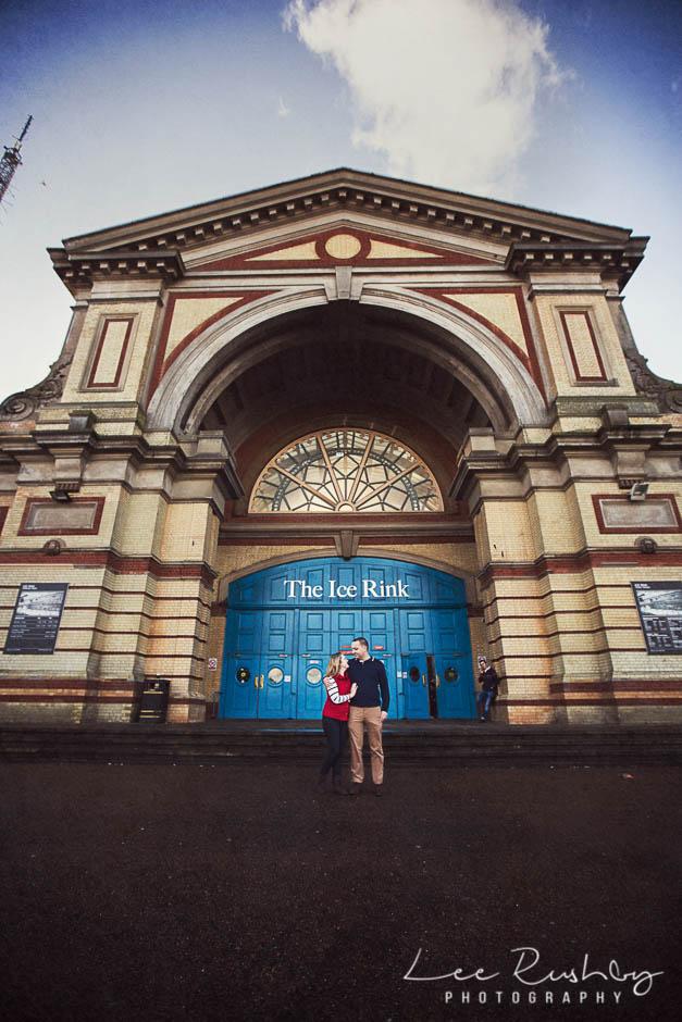 Alexander Palace Engagement Photos