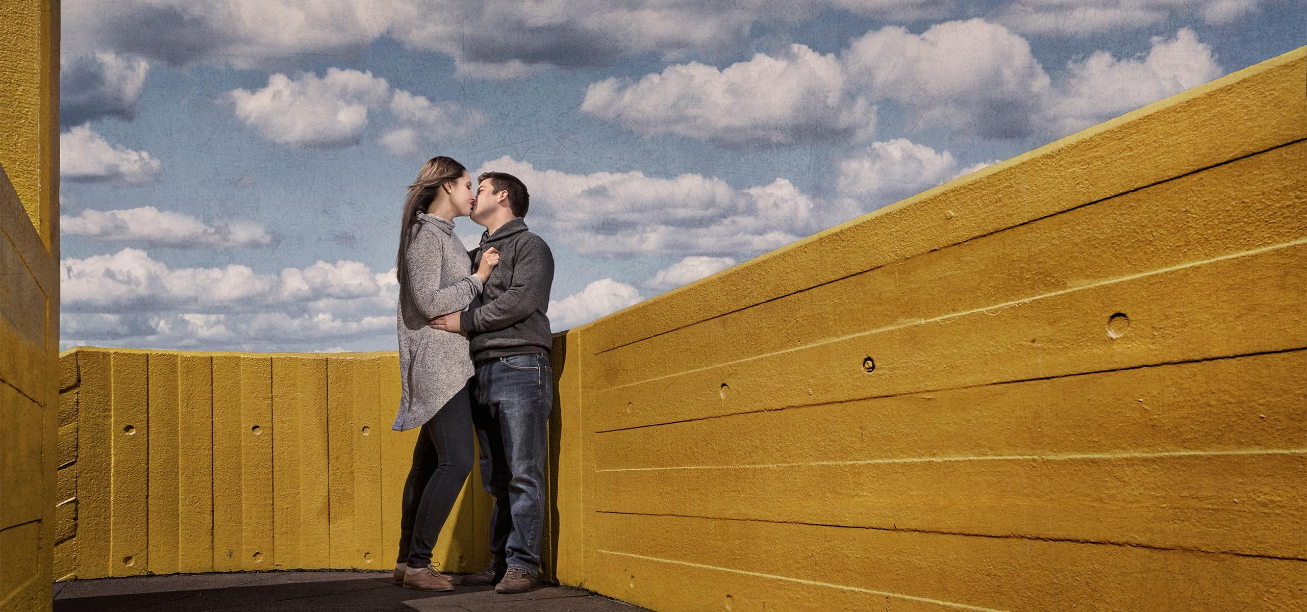 Epic Engagement Photography