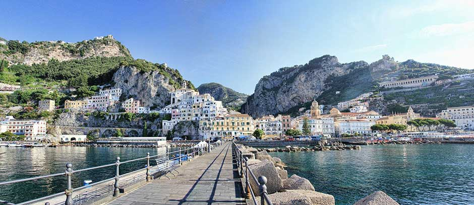Honeymoon Goals Amalfi Coast