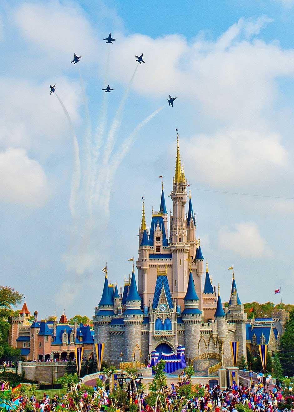 Honeymoon Goals Disney World