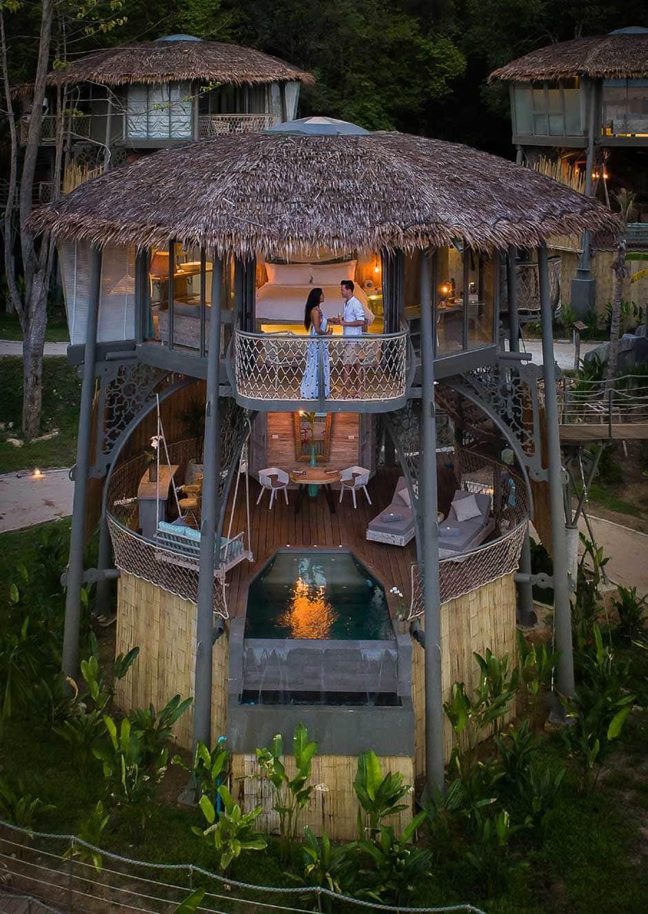 Honeymoon Goals Thailand